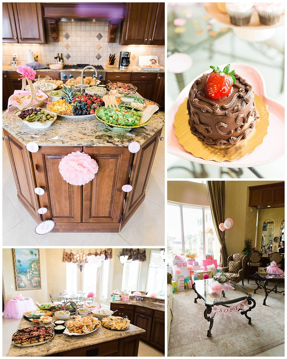 Grande Dunes Baby Shower || Hannah Ruth Photography