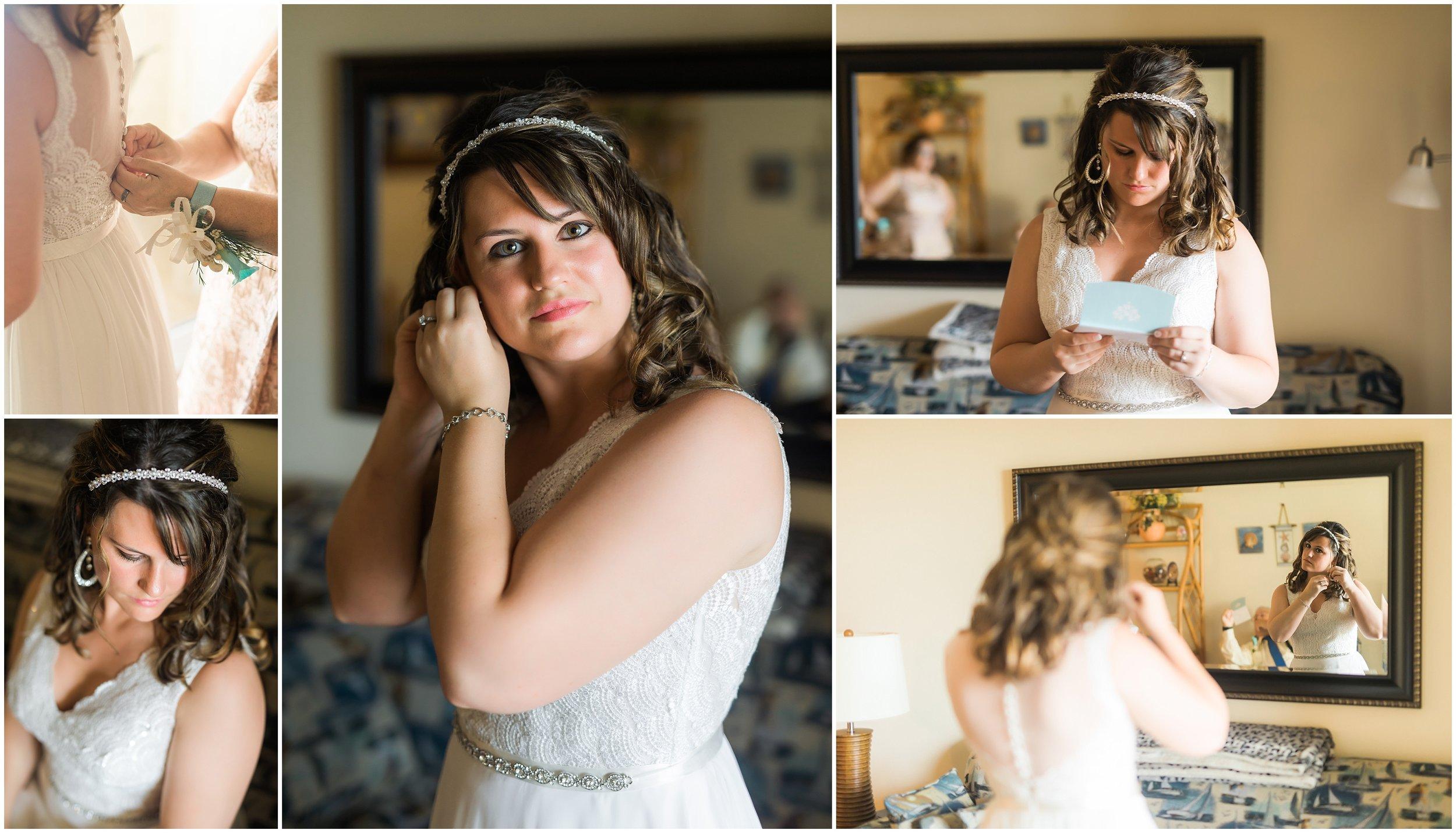 myrtle beach destination wedding photography - hannah ruth
