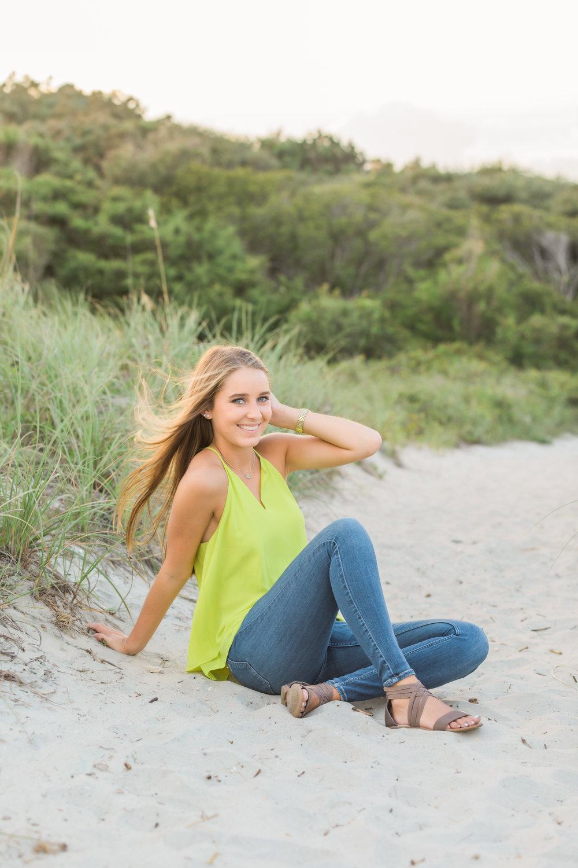 Senior Photography Myrtle Beach