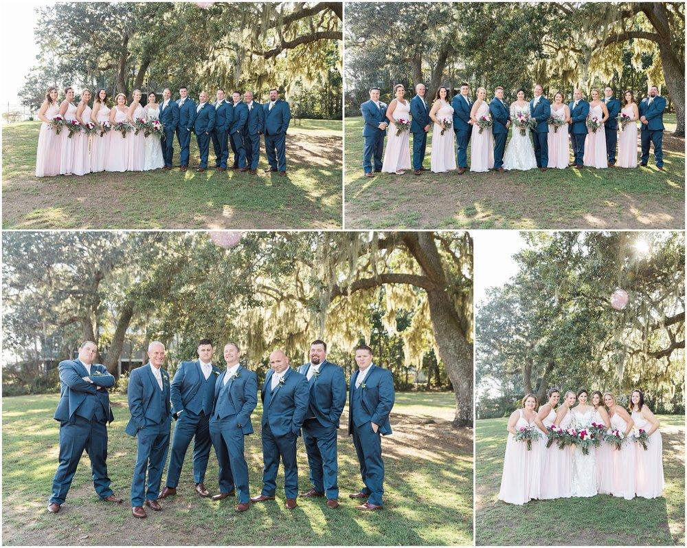Sunnyside Plantation Wedding