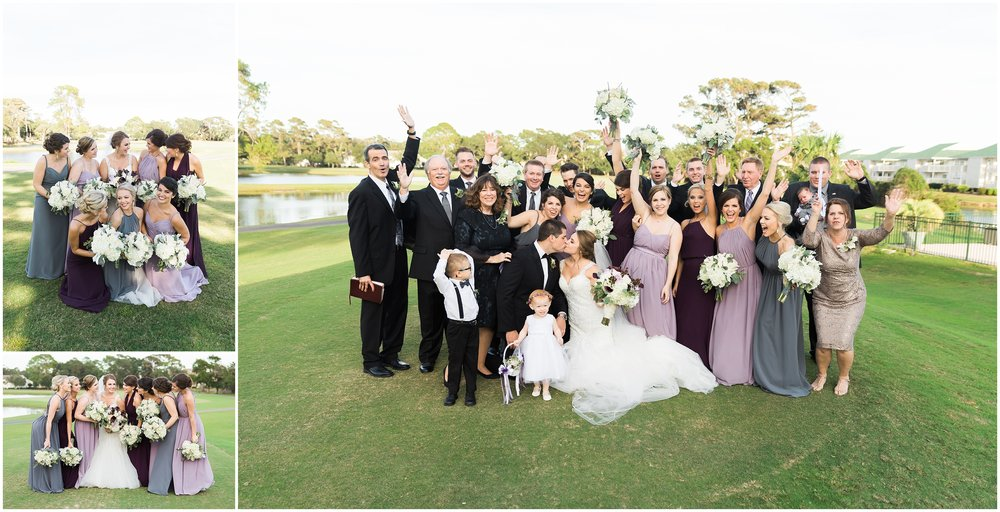 Bridal Party North Myrtle Beach