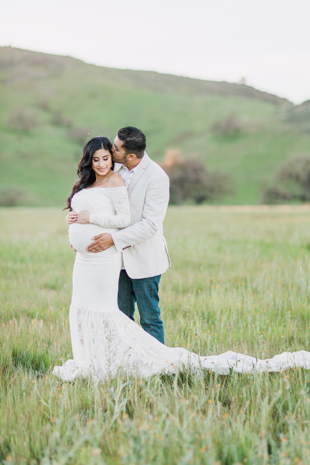 MATERNITY SESSION IN GILROY, CA -