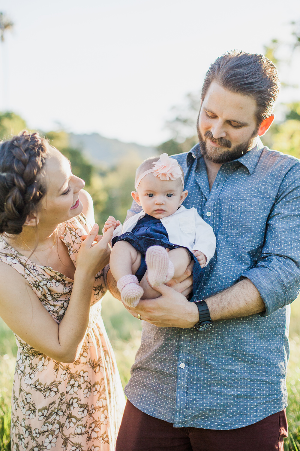 LOS ALTOS FAMILY SESSION -