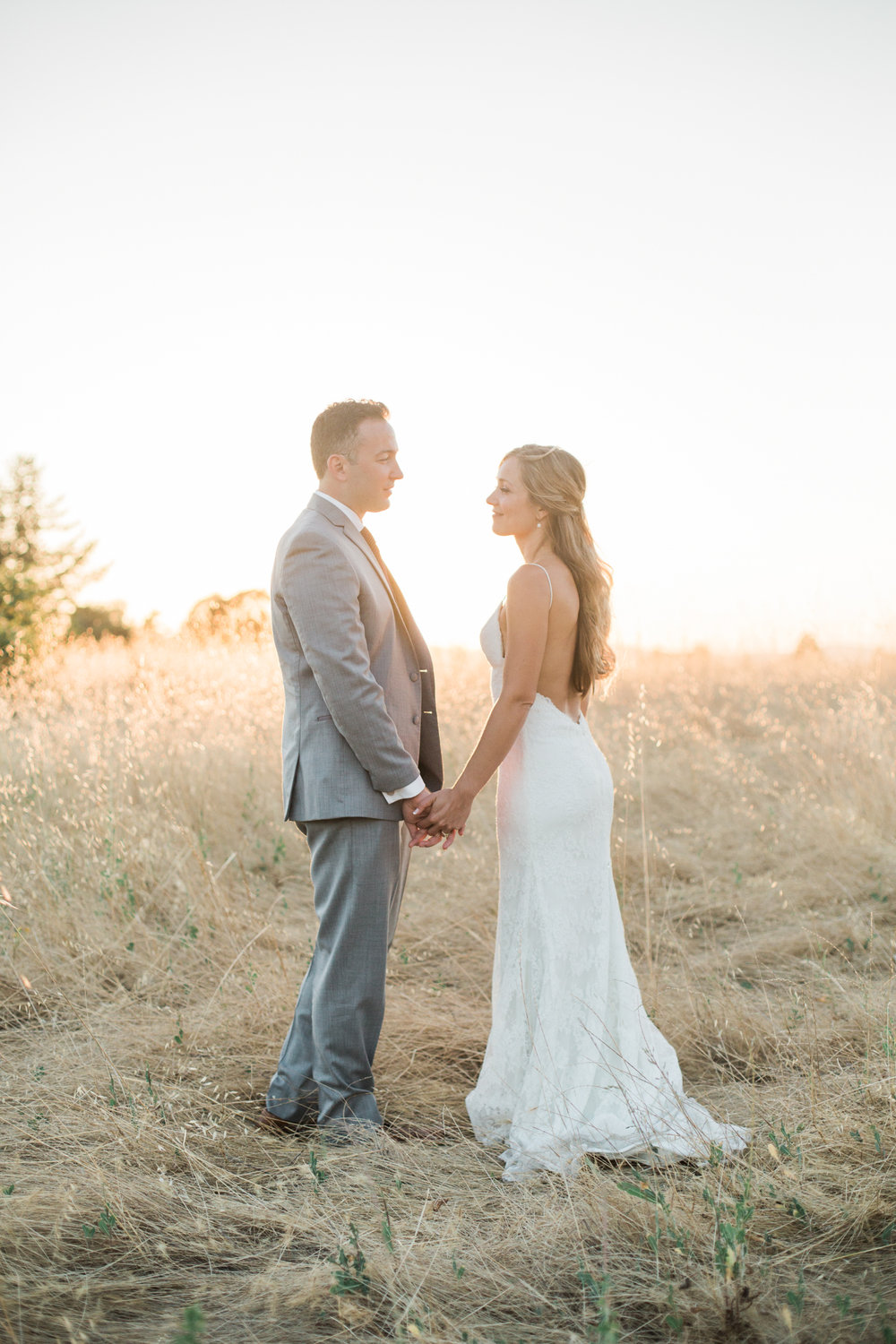 DALLAS + HALEY - SONOMA, CA