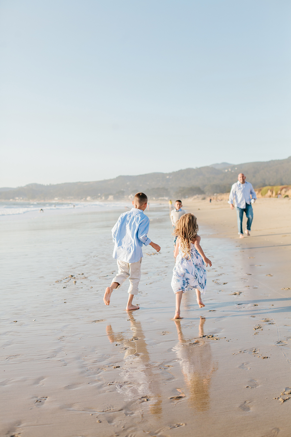 HALF MOON BAY FAMILY SESSION -