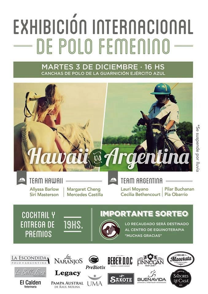 Argentina vs Hawaii female polo in Azul 2013.jpg