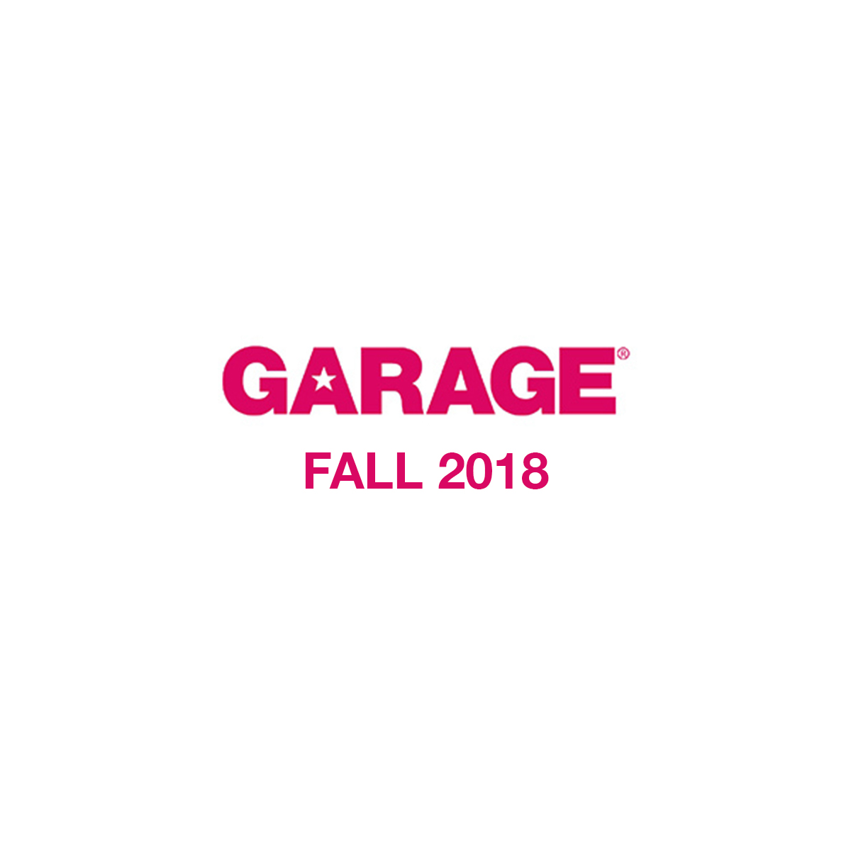 3ff2fab67fc Garage Clothing — liz strupat