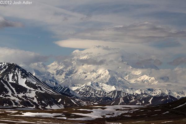 Mt McKinley, Denali National Park