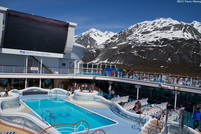 Cruising Alaska - Sapphire Princess