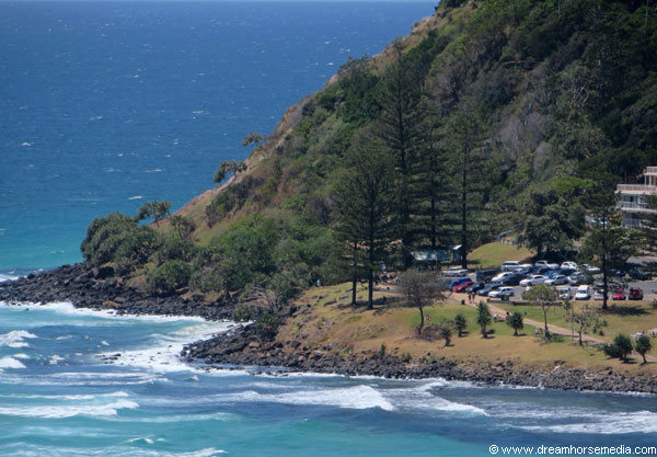 Top picnic spots on gold coast - Burleigh Headland