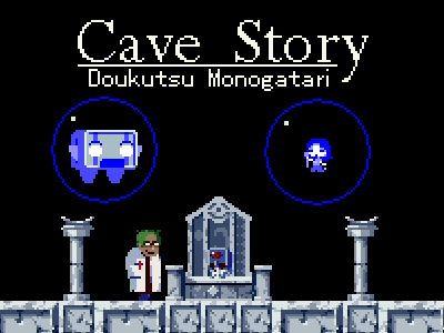 Cave_Story_title_screen