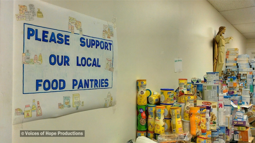 Food Pantry, Highlands, NJ