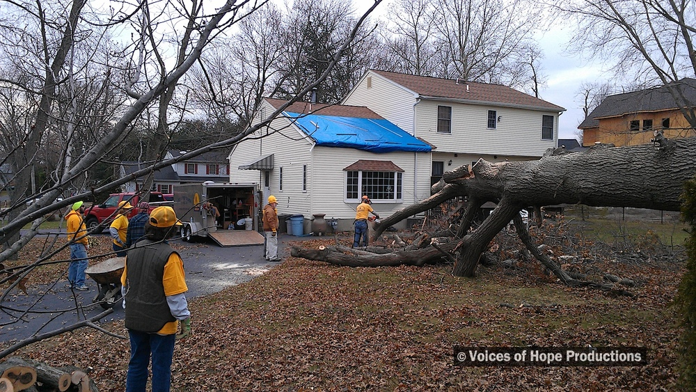 Missouri SBC Disaster Relief in New Jersey