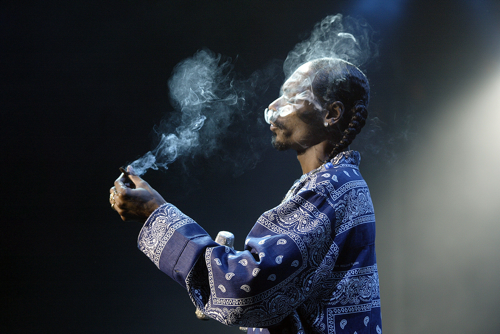 Snoop Dogg ..and yes. It is what you think.