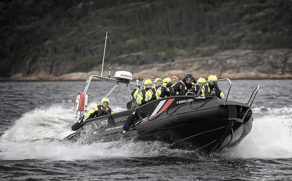 MYE Å BY PÅ:  Vegard Uglebakken vil nå ta tak i Oslo-markedet. – Å dra på teambuilding og konferanser i Alta er jo kortere enn å dra til Geilo. Vi har fjord, fjell og vidde, samt et unikt dyreliv og samisk kultur.