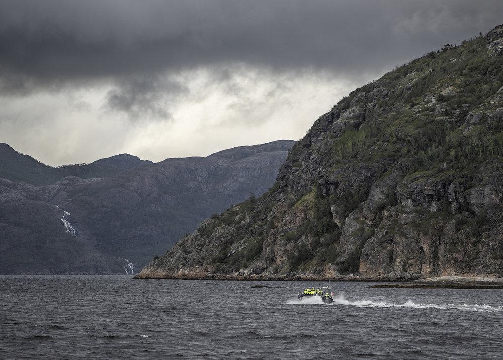 VILT OG VAKKERT :  Å dra på teambuilding og konferanser i Alta er jo raskere fra Oslo enn å dra til Geilo. Og vi har fjord, fjell og vidde, samt et unikt dyreliv og samisk kultur, forteller gründeren bak Nord Ekspedisjon.