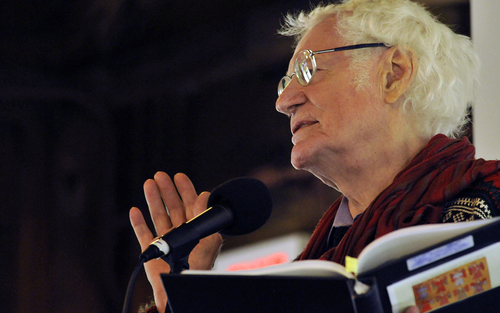 Robert Bly: Film Tribute to a Radical