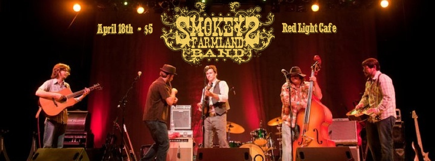 Smokey's Farmland Band – April 18, 2013 – Red Light Café, Atlanta, GA