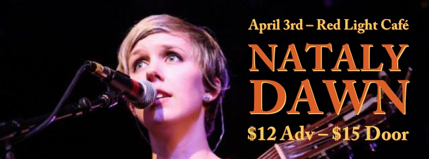 Nataly Dawn – April 3, 2013 – Red Light Café, Atlanta, GA