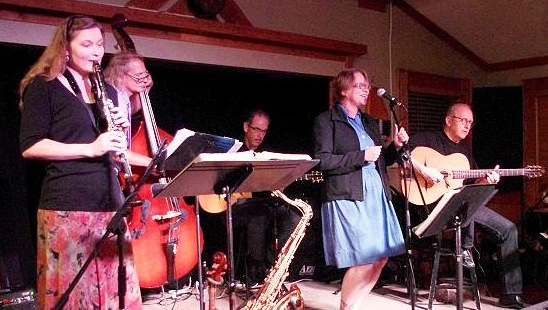 The Bonaventure Quartet w/ 9 String Theory – January 18, 2013 – Red Light Café, Atlanta, GA