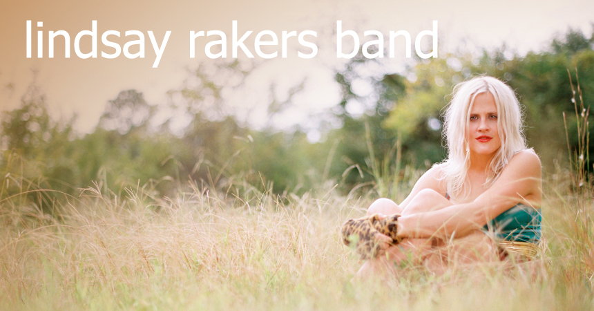 Lindsay Rakers Band – May 3, 2013 – Red Light Café, Atlanta, GA