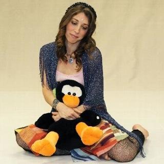 Aviva and Her Flying Penguins