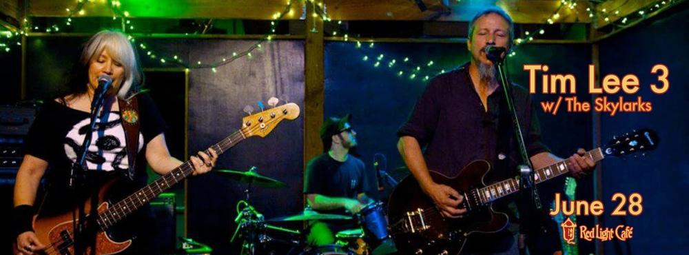 Tim Lee 3 w/ The Skylarks – June 28, 2013 – Red Light Café, Atlanta, GA