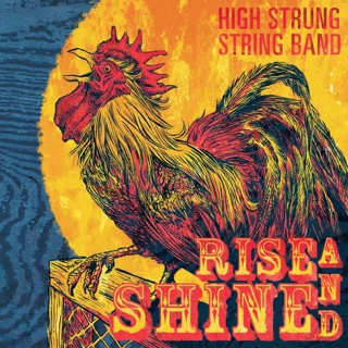 High Strung String Band at Red Light Café