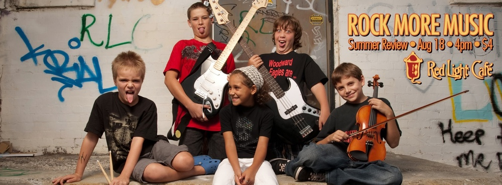 Rock More Music Summer Review – August 18, 2013 – Red Light Café, Atlanta, GA