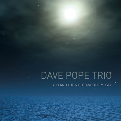 Dave Pope Trio — August 26, 2013 — Red Light Café, Atlanta, GA