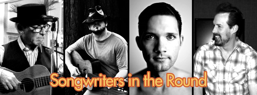 Songwriters in the Round — August 31, 2013 — Red Light Café, Atlanta, GA