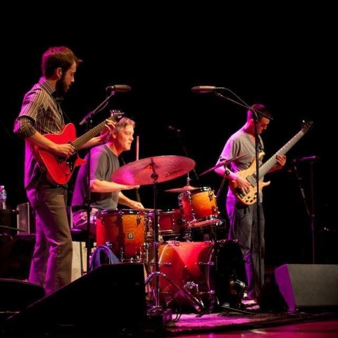 The Jeff Sipe Trio at Red Light Café