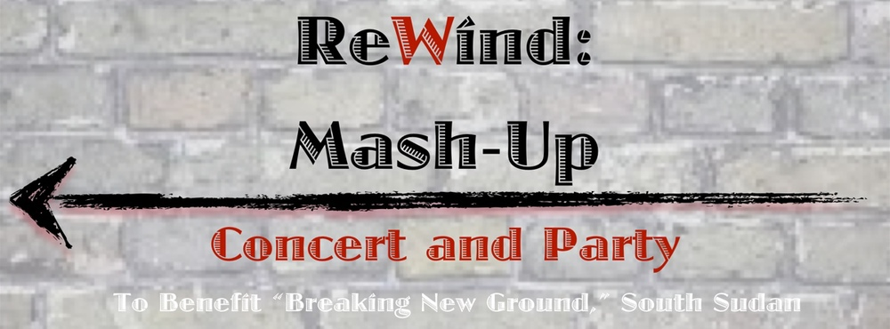 ReWind: MashUp — October 18, 2013 — Red Light Café, Atlanta, GA