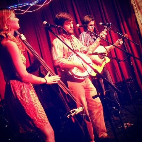 City Mouse — October 24, 2013 — Red Light Café, Atlanta, GA