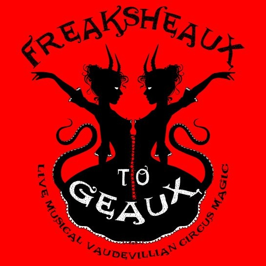 Freaksheaux to Geaux — January 19, 2014 — Red Light Café, Atlanta, GA