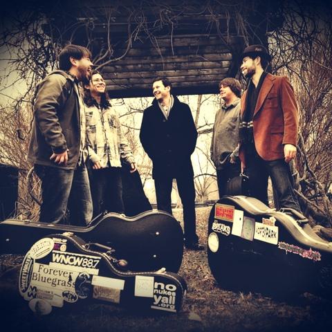 Smokey's Farmland Band — February 1, 2014 — Red Light Café, Atlanta, GA