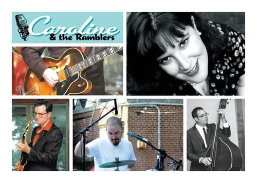 Caroline & the Ramblers — January 18, 2014 — Red Light Café, Atlanta, GA