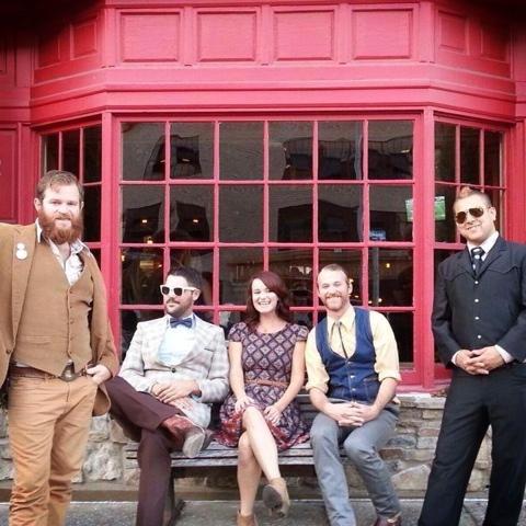Sour Bridges at Red Light Café, Atlanta, GA