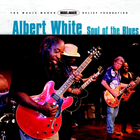 Albert White — March 2, 2014 — Red Light Café, Atlanta, GA