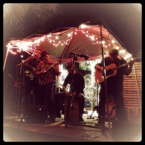 Sweet Auburn String Band at Red Light Café, Atlanta, GA
