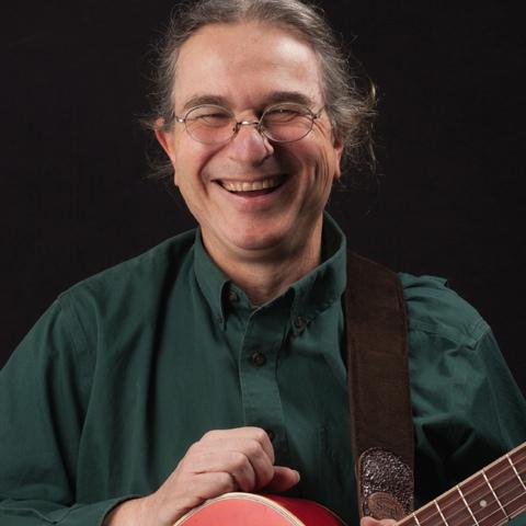 David Gans at Red Light Café, Atlanta, GA
