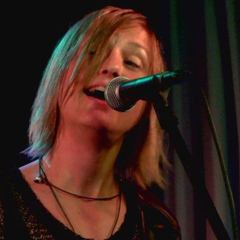 Donna Hopkins at Red Light Café, Atlanta, GA