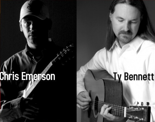 Chris Emerson & Ty Bennett — April 17, 2014 — Red Light Café, Atlanta, GA