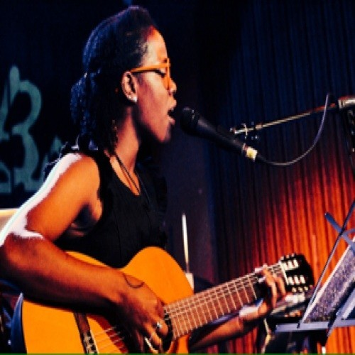 Vinchelle Woods at Red Light Café, Atlanta, GA