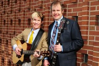 Alex Commins & Todd Prusin at Red Light Café, Atlanta, GA