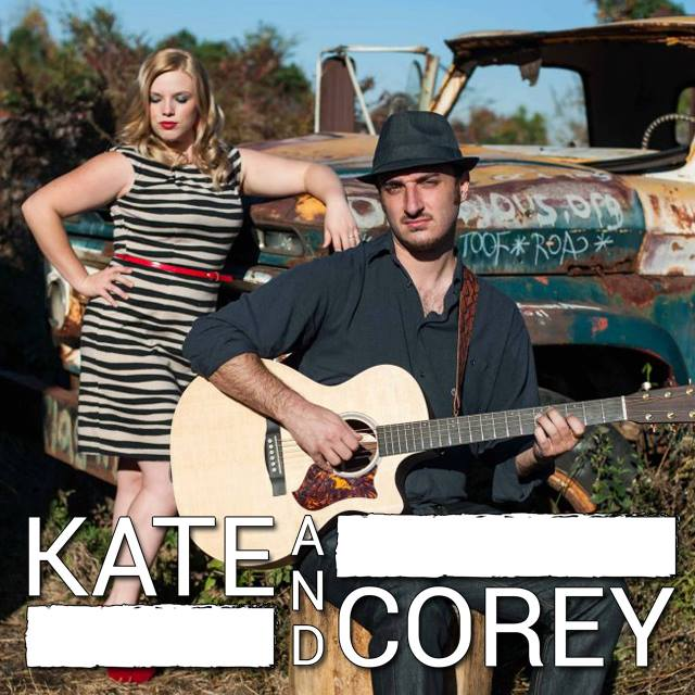 Kate & Corey — June 21, 2014 — Red Light Café, Atlanta, GA