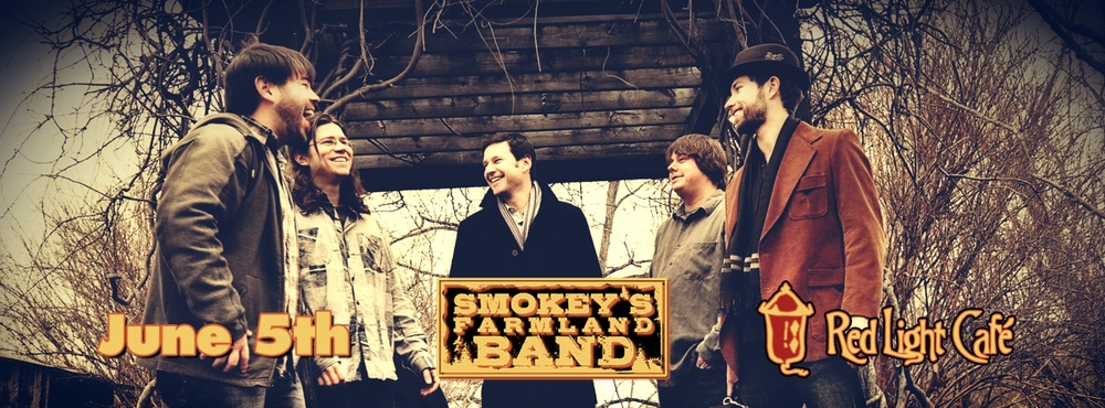 Smokey's Farmland Band — June 5, 2014 — Red Light Café, Atlanta, GA