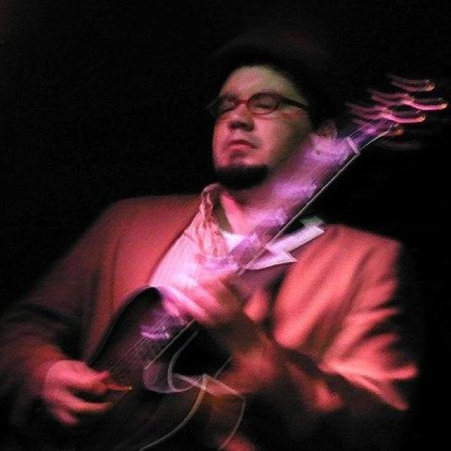 Micah Cadwell at Red Light Café, Atlanta, GA