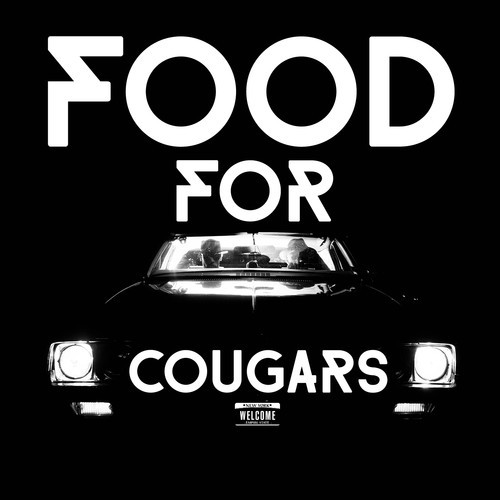 Food for Cougars — July 11, 2014 — Red Light Café, Atlanta, GA