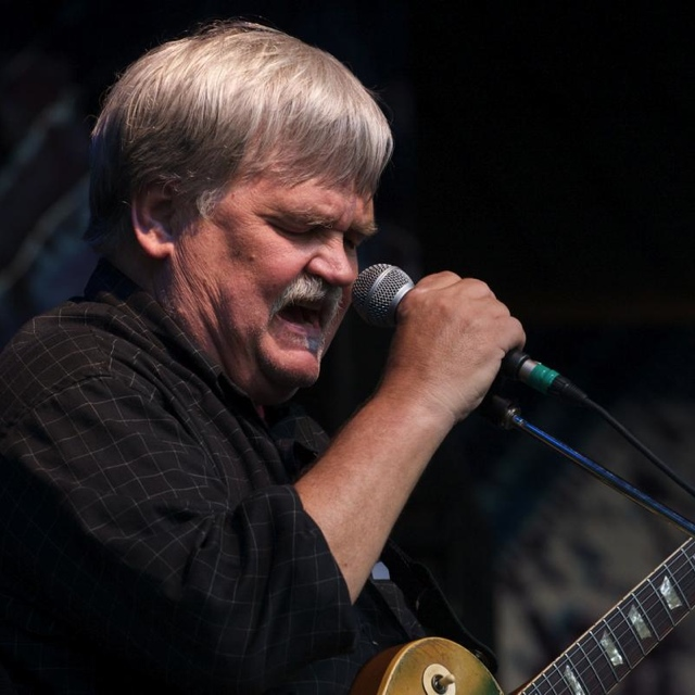Col. Bruce Hampton — August 30, 2014 — Red Light Café, Atlanta, GA